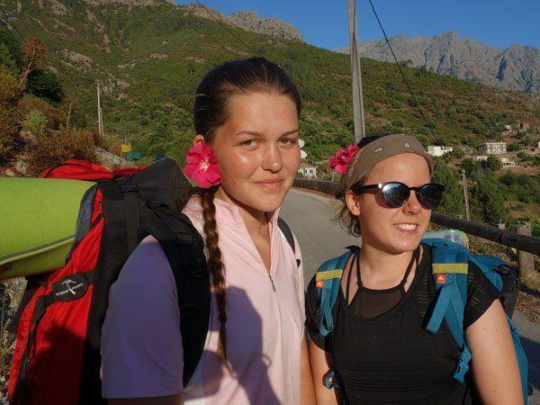 Korsika Trekking