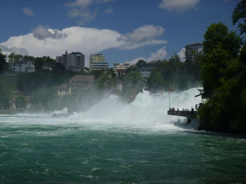 Vom Bodensee bis Basel