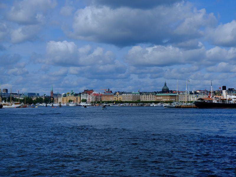 Estland, Finnland & Schweden
