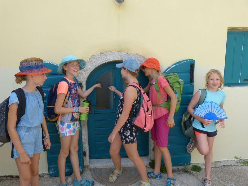 Insel Krk für Kids