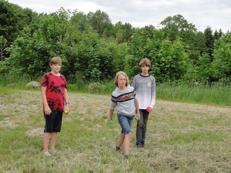 Pfingstcamp am See