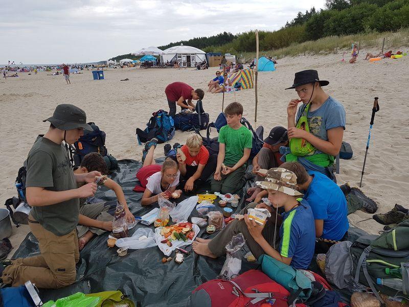 Polen Trekking Kanu