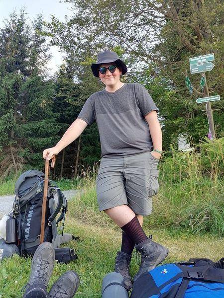 Erzgebirge Trekking