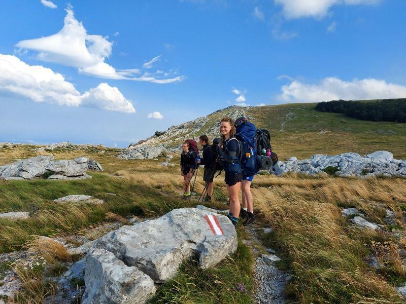 Kroatien Trekking
