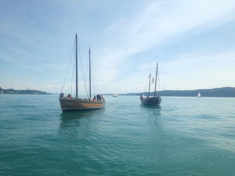 Segelabenteuer am Bodensee