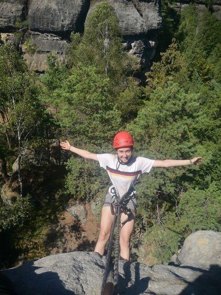 Trekking Klettern Kanu
