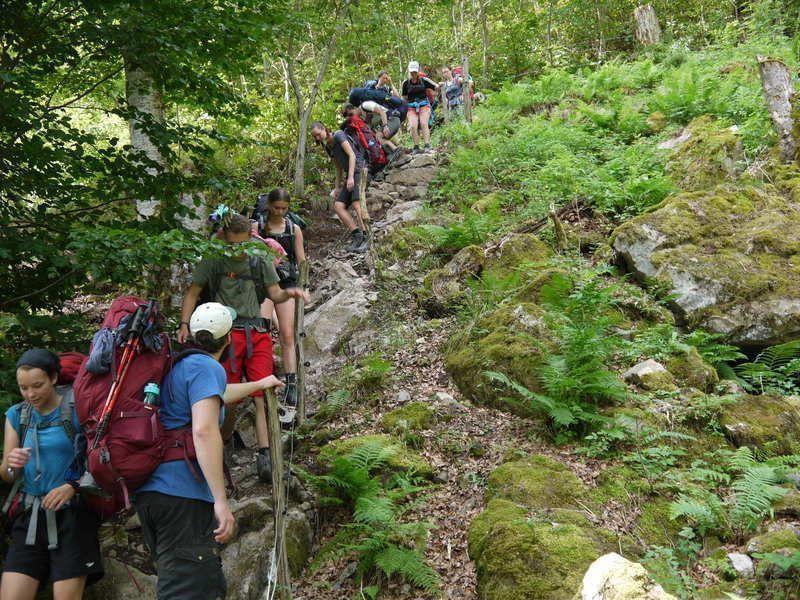 Westweg Trekking